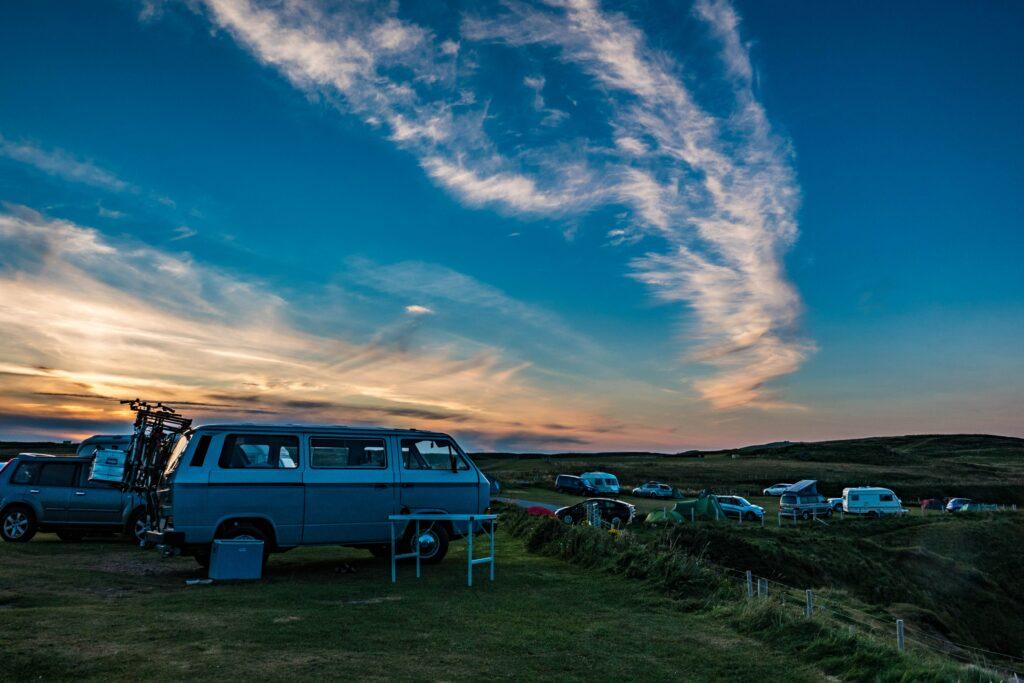 Hvad koster en overnatning på en campingplads