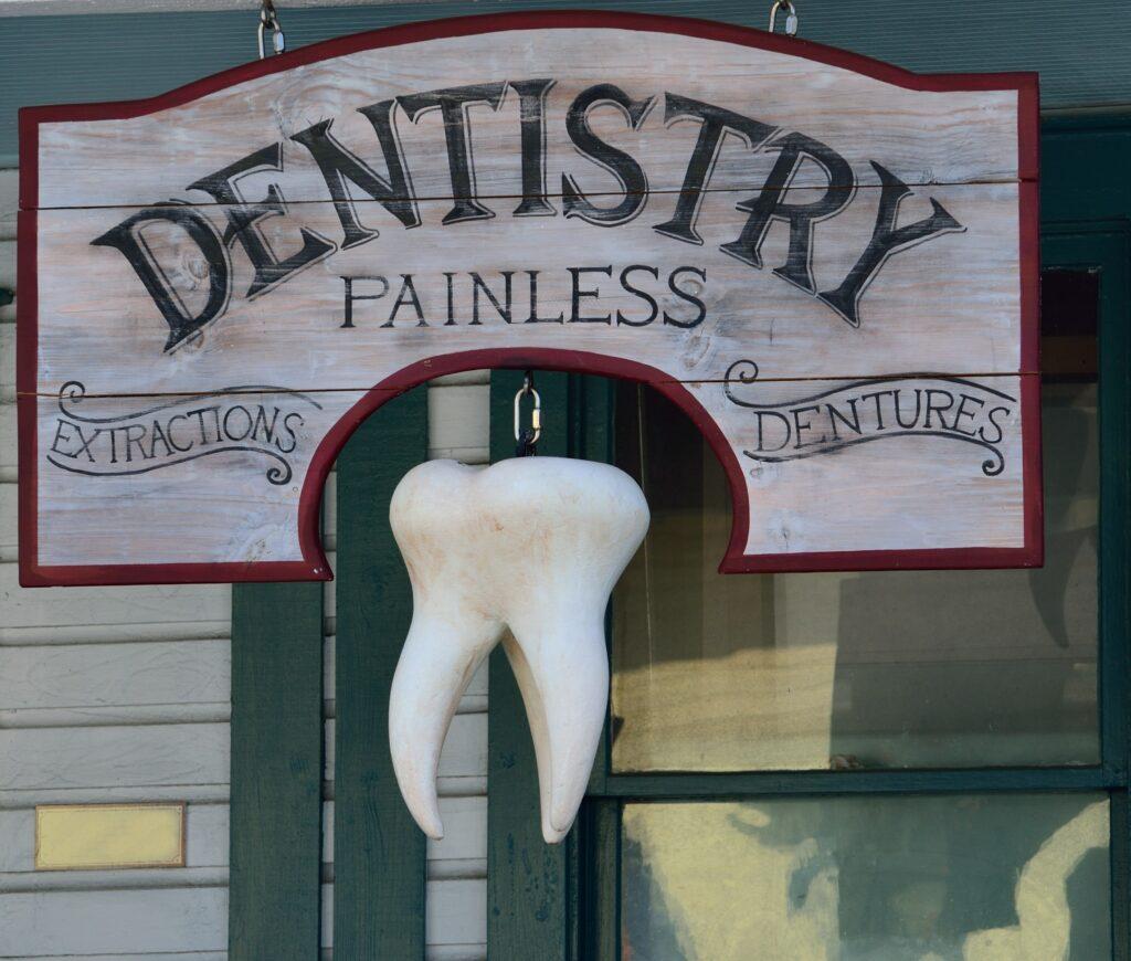 Hvad koster et tandlægebesøg?