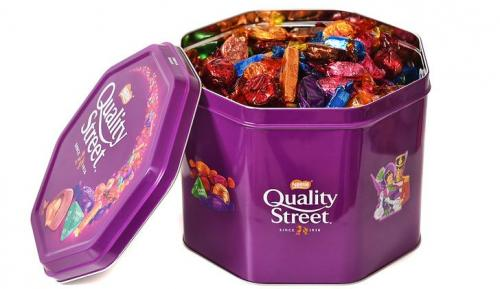 Hvad koster Quality Street?