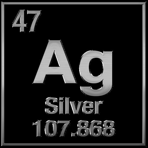 Hvad er Ag i det periodiske system?