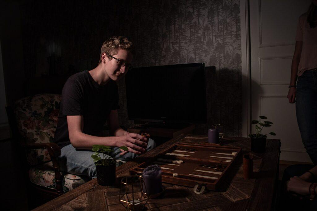 Hvad er backgammon