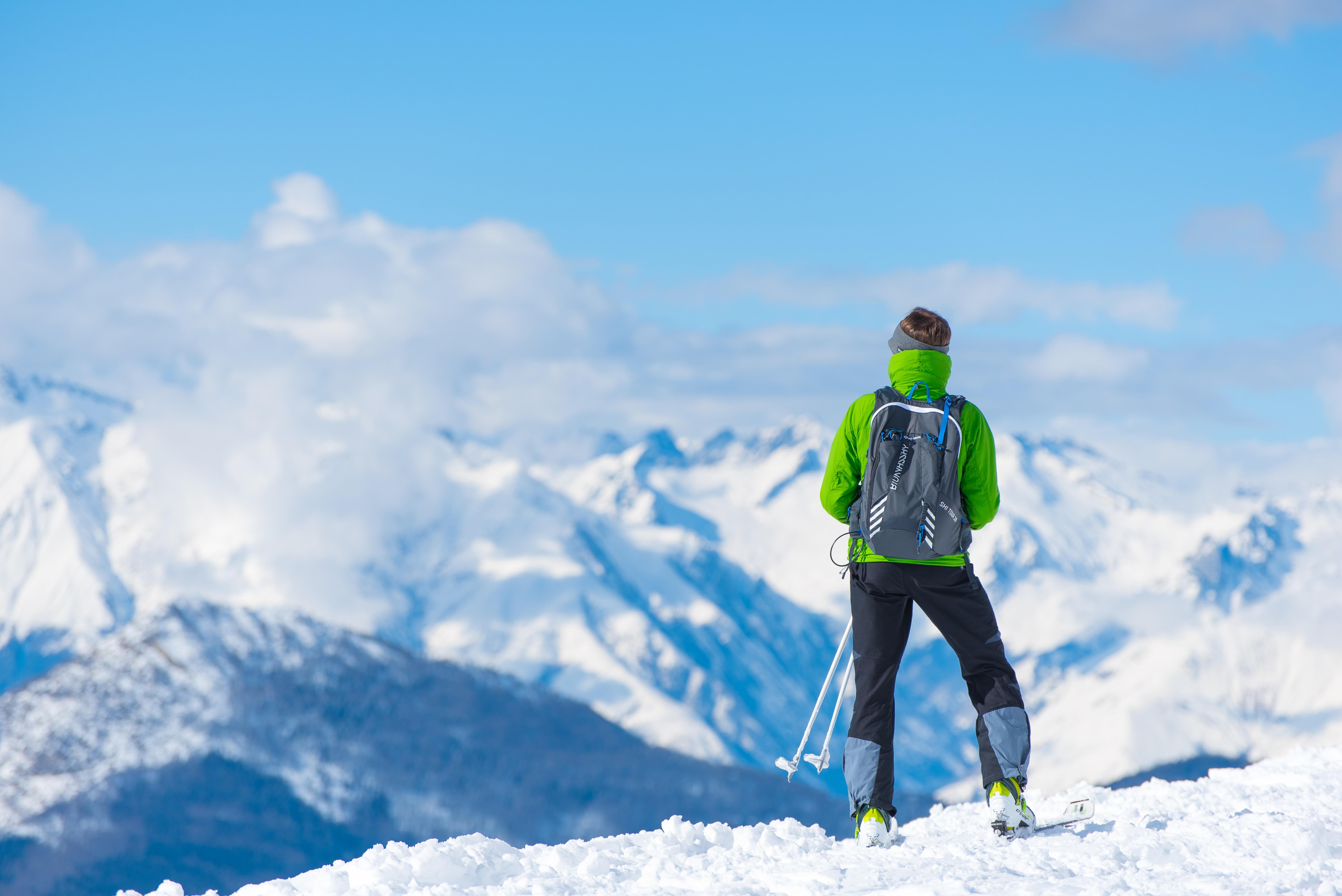 Hvad koster det at blive skiguide