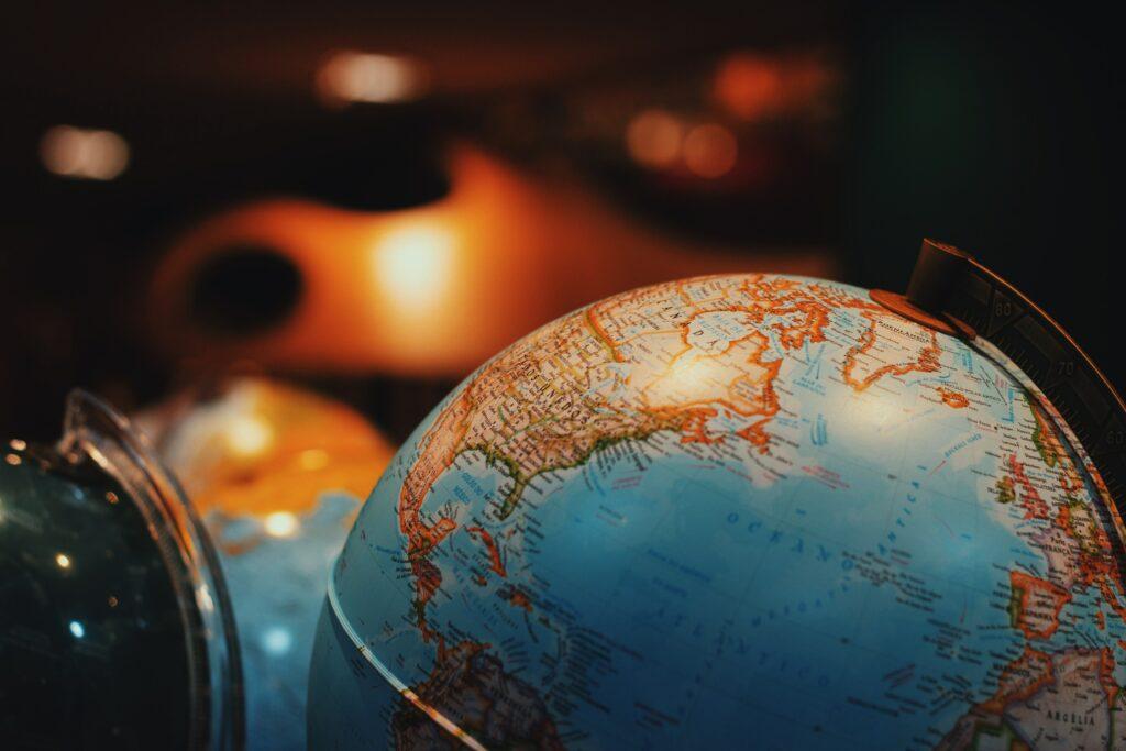 Hvem opfandt globussen
