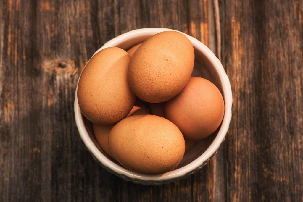 Hvordan koger man et æg