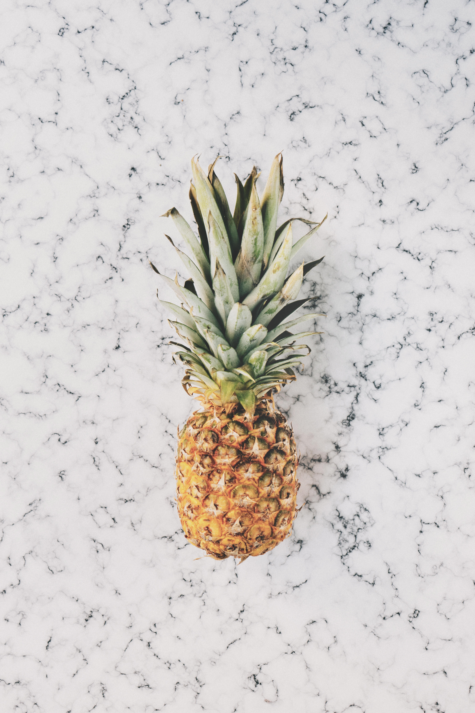 Hvordan skærer man en ananas