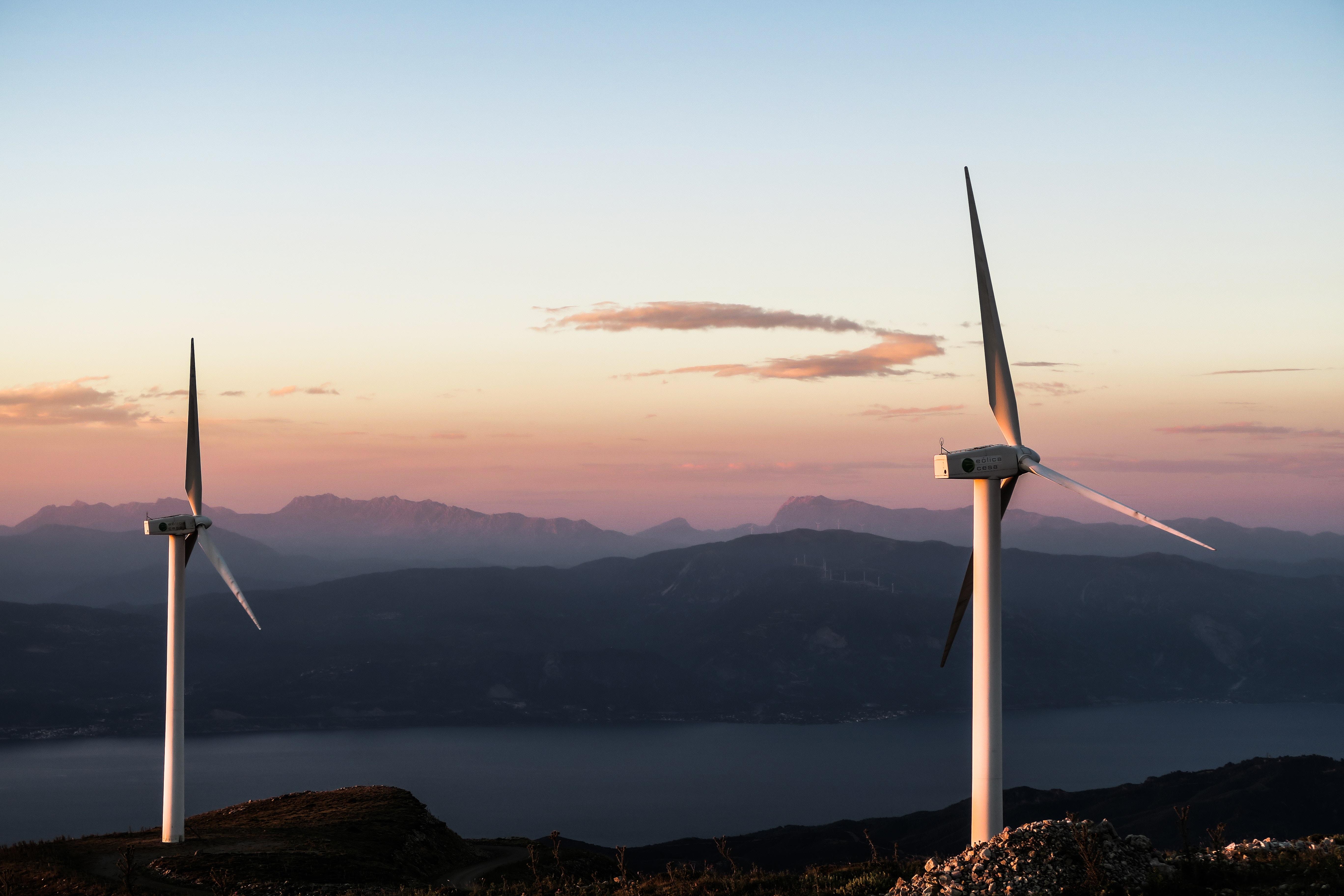 Hvordan virker en vindmølle